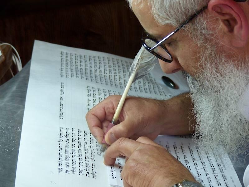 Jewish Man Masada