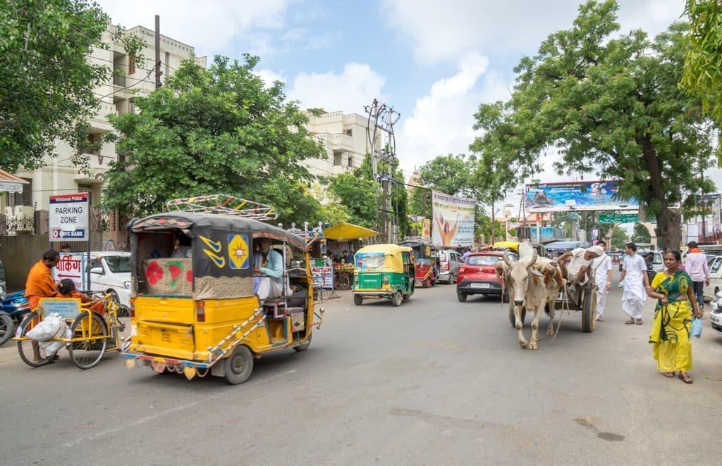Mathura India
