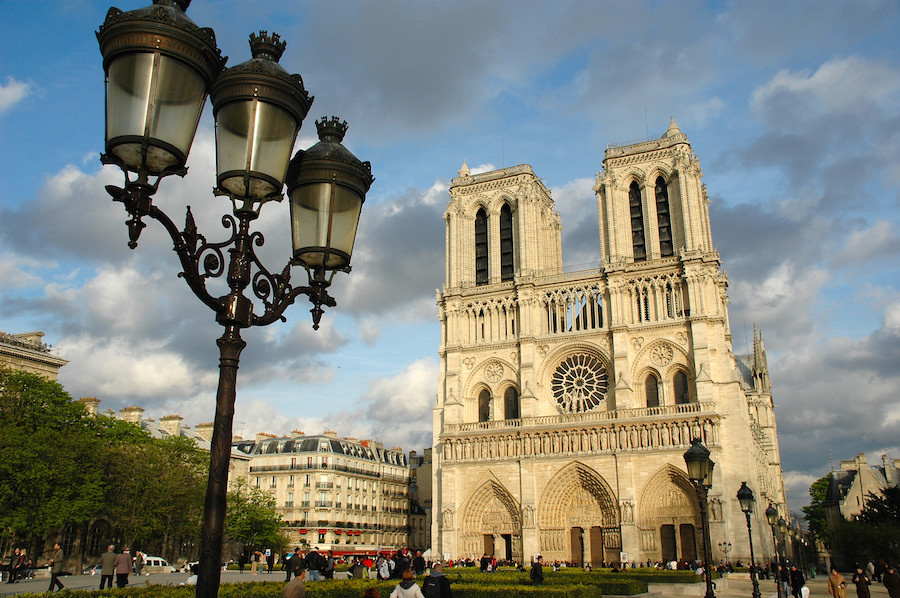 Churches of Paris