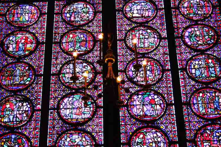 Falling In Love With The Amazing Stained Glass Windows Of Sainte Chapelle