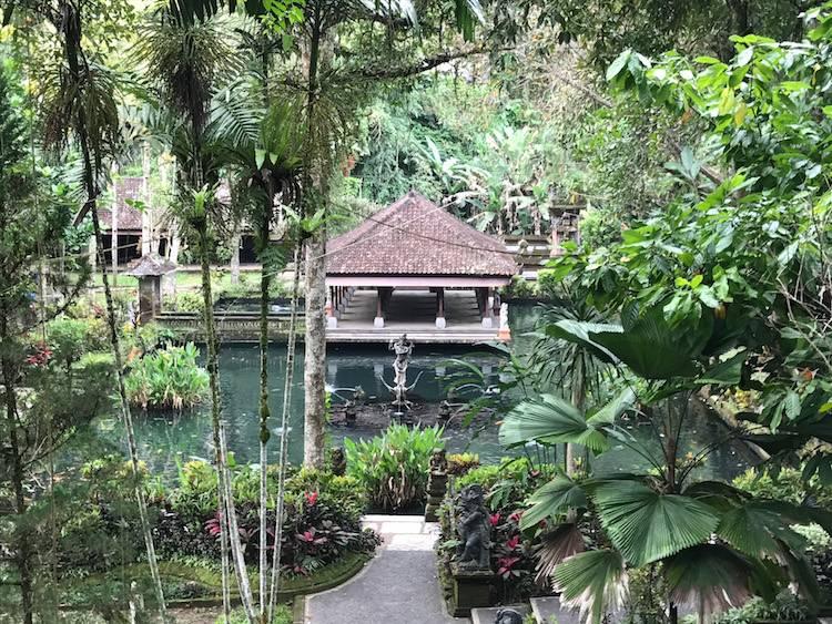 Best Temples in Bali - Pura Gunung Kawi Sebatu
