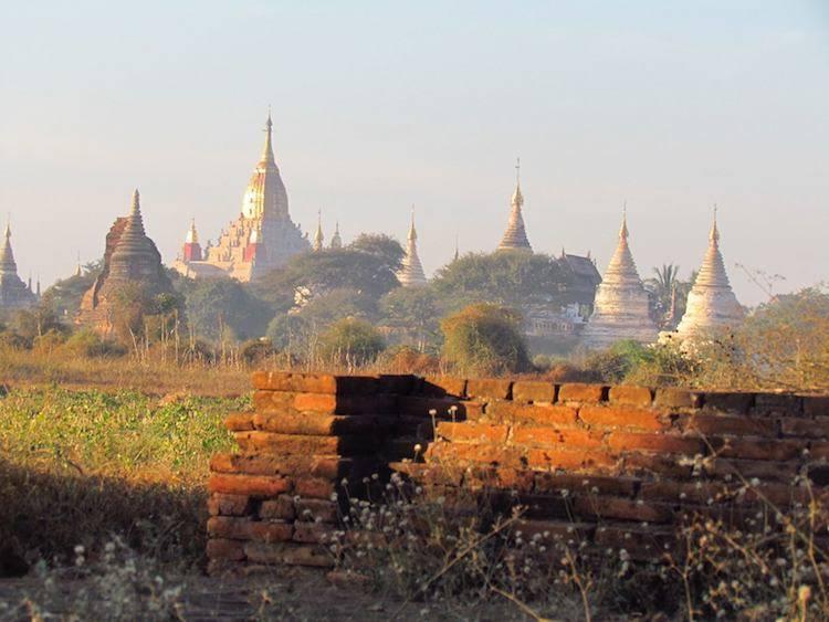 Bagan Temples of Myanmar Burma