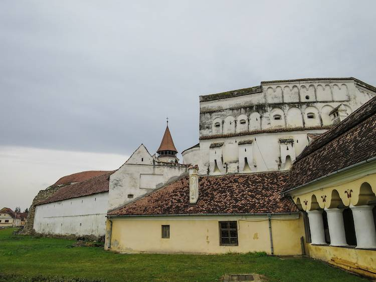 Prejmer Fortified Church