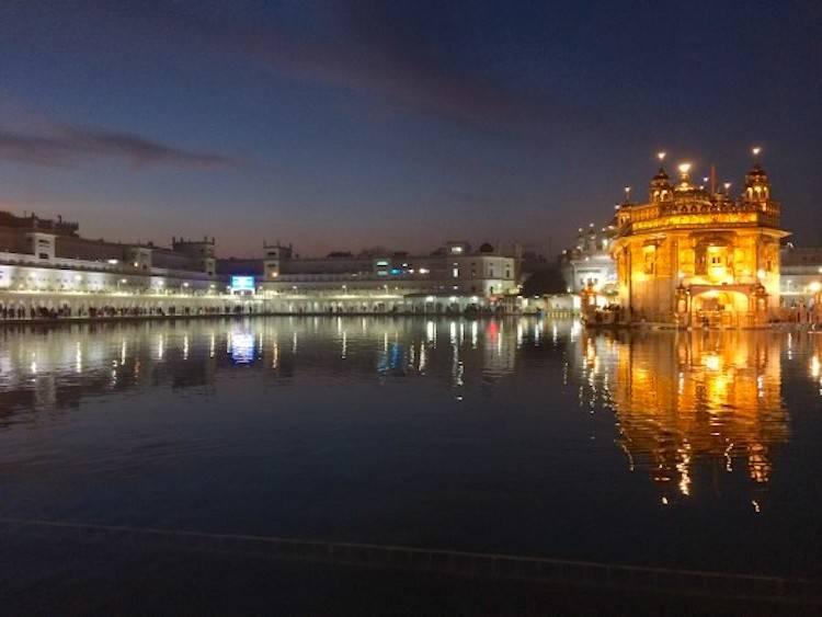 Harmandir Golden Temple