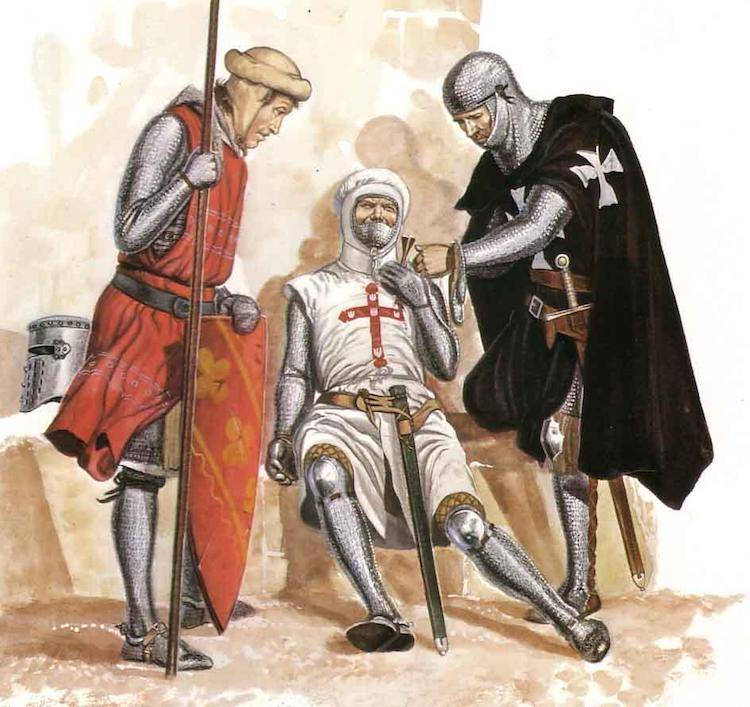 Knights Templar and Hospitaller