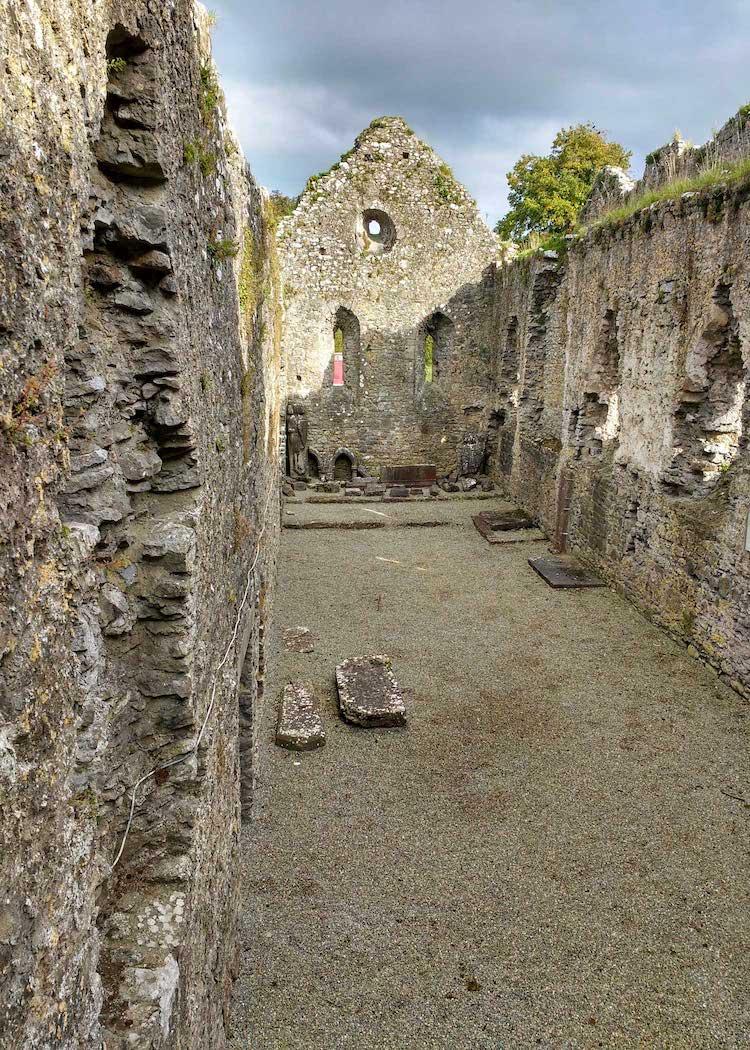Hospital Church Limerick ruins