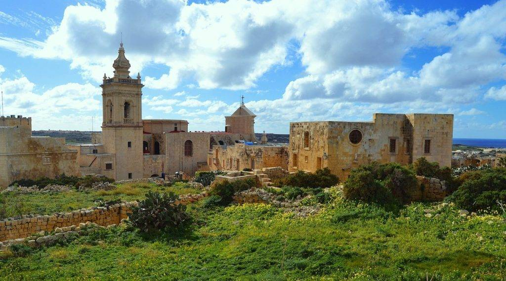 Gozo Citadella - Churches and Historical Sites of Malta