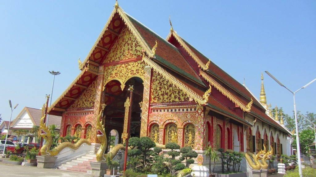 temples of Chiang Rai Wat Jedyod