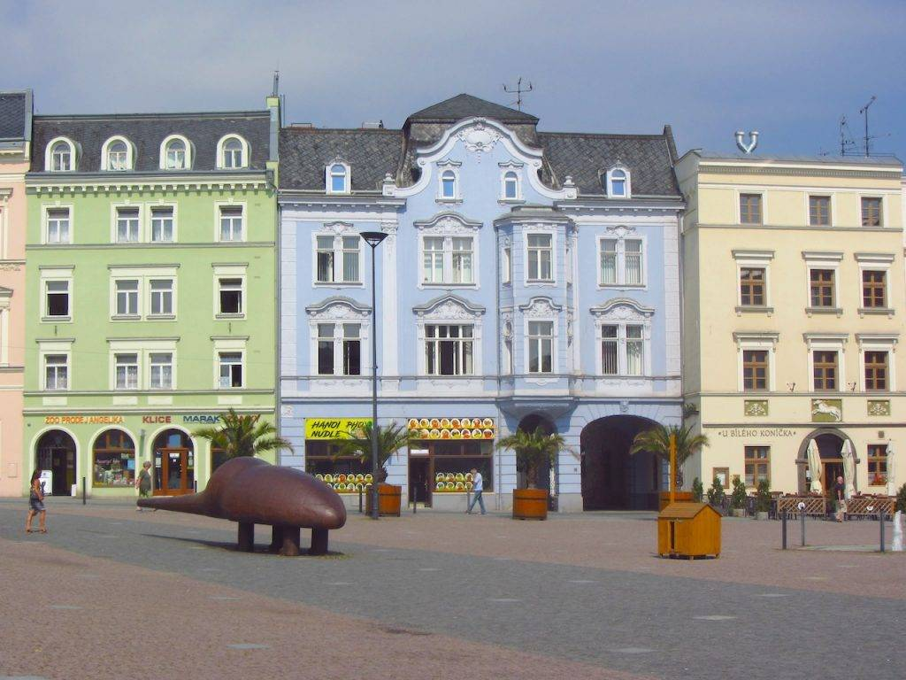 Opava Lower Square