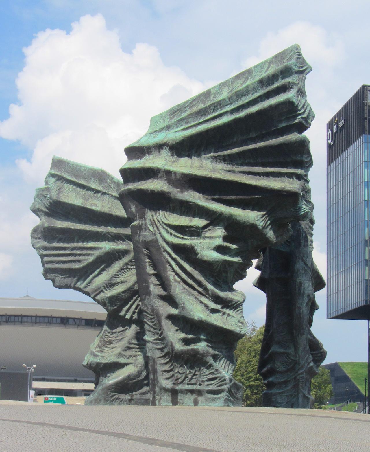 Silesian Insurgents Monument Katowice