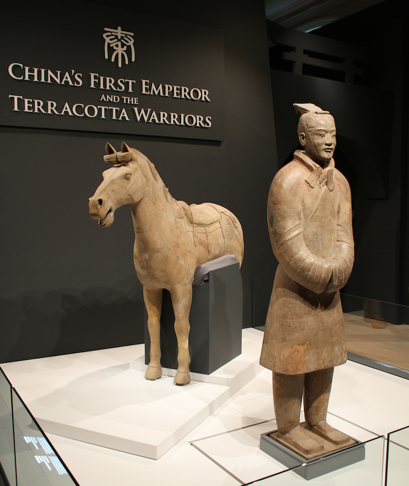 Liverpool Terracotta Warriors Exhibition