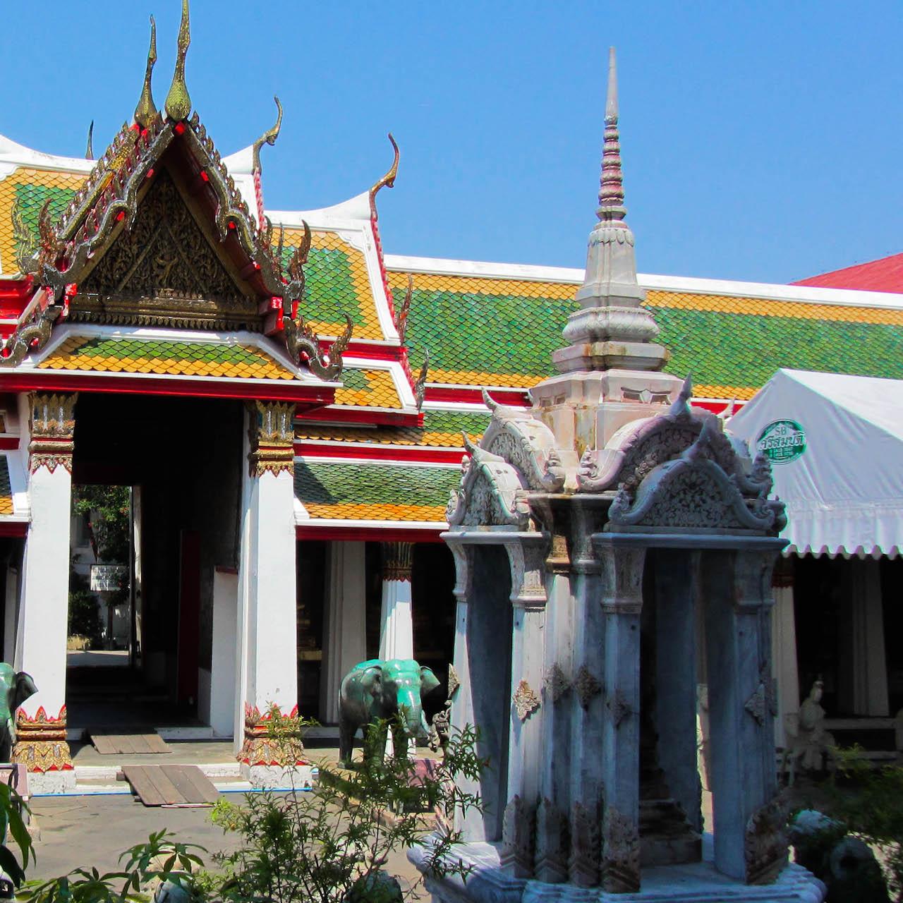temples Bangkok