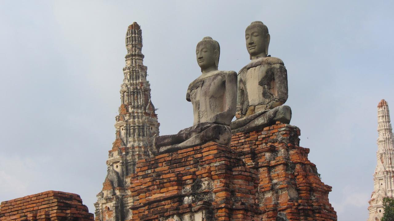 Wat Chai Wattanaram temple