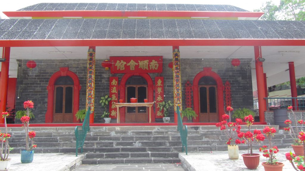 Kwan Tee Pagoda, Port Louis, Mauritius