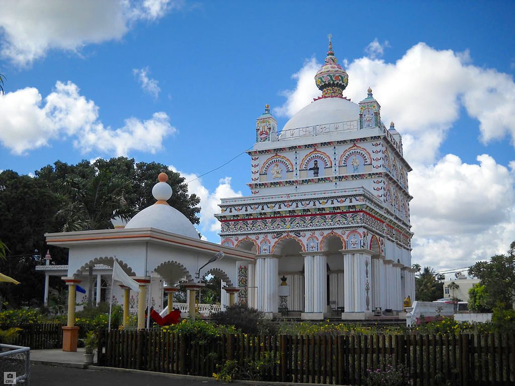 Maheswarnath Shiv Mandir, Triolet, Mauritius