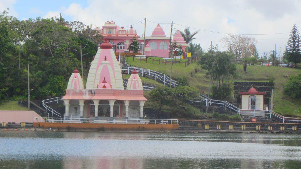 temples in Mauritius Ganga Talao