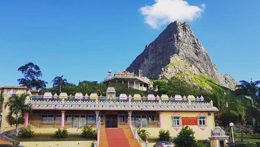 Sri Siva Subramanya Temple, Quatre Bornes, Mauritius