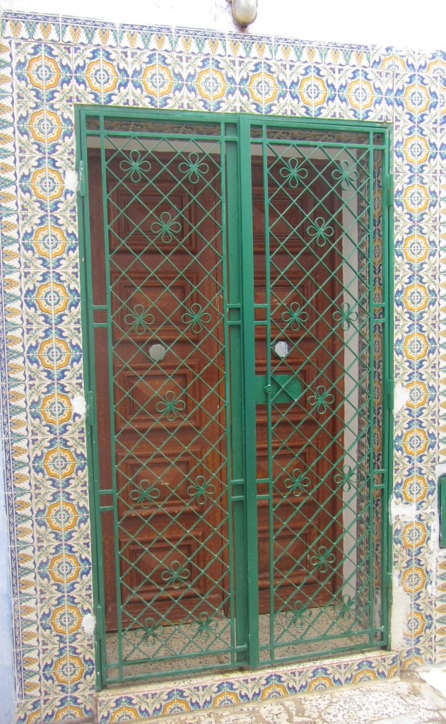 Doors Hammamet Kasbah