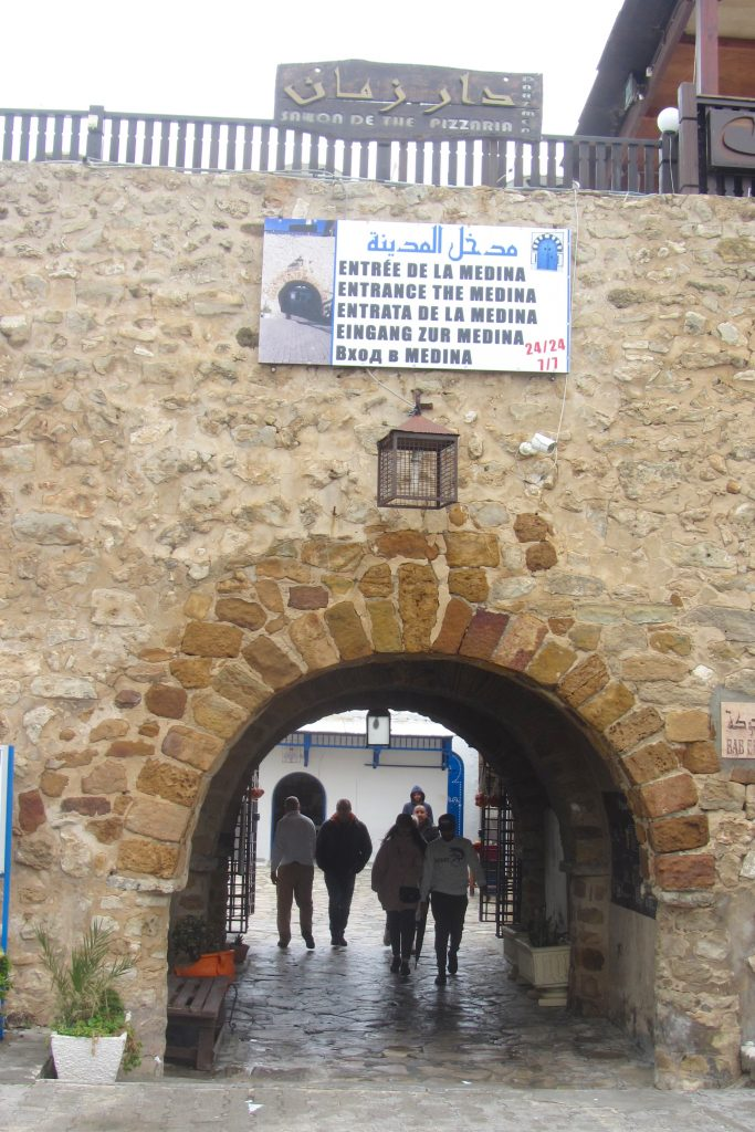 Medina gate Hammamet