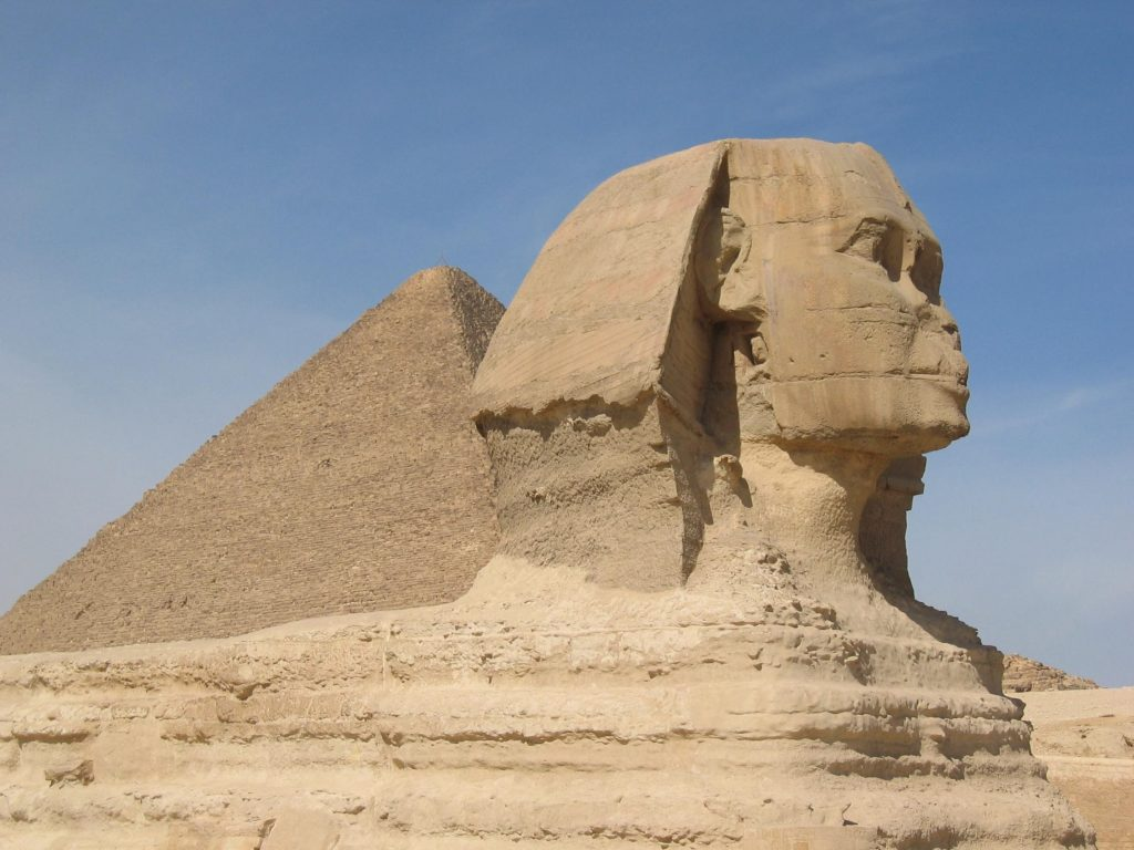 Egypt tours - Pyramids of Giza