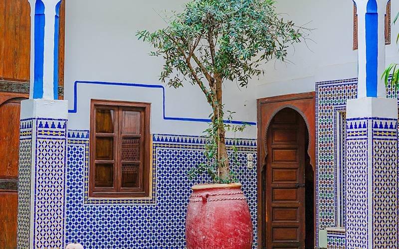 Riad Dar Zaman in Marrakesh