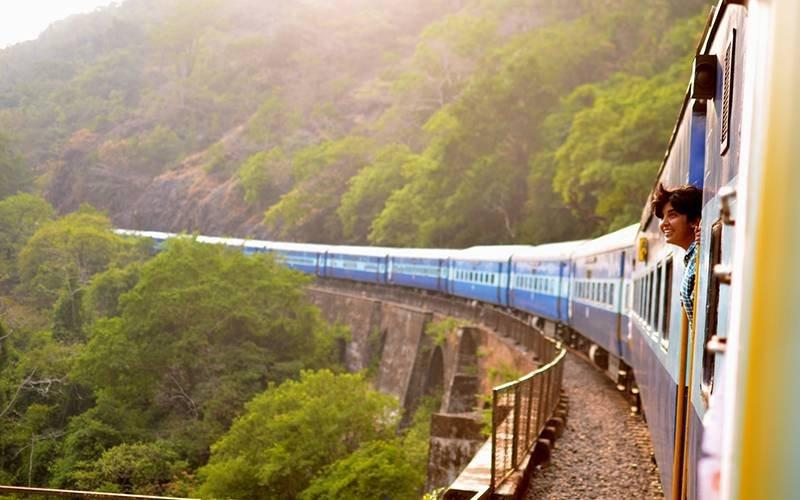Istanbul to Sofia Train