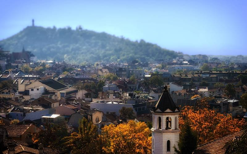 Plovdiv Bulgaria set to be Capital of Culture 2019