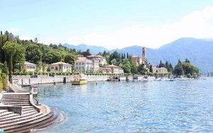 Kayaking on Lake Como Italy