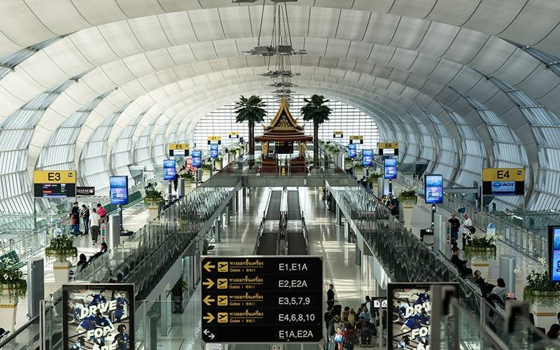 Airport Anxiety and Travel Anxiety