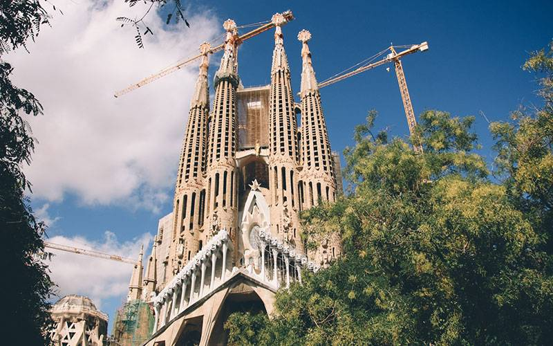 discovering Gaudi in Barcelona