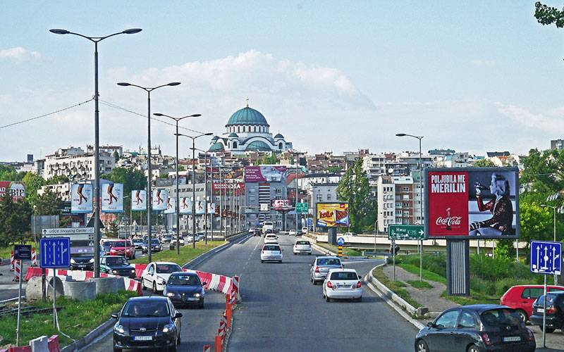 5 Places To See In  Belgrade