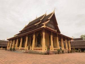 Laos Wat Sisaket – Vientiane Laos