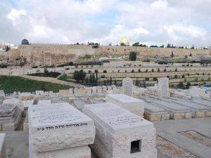 Instagram walk on the Mount of Olives – History and Religious Diversity