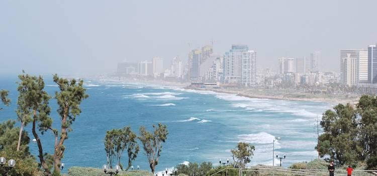Tel Aviv from Jaffa