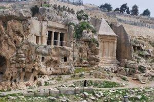 Ancient Tombs of the Kidron Valley