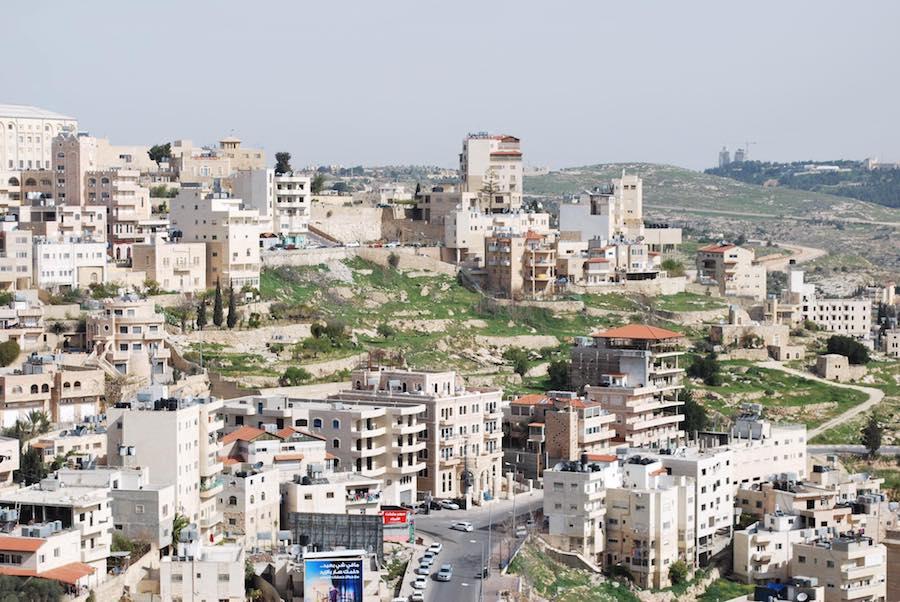 View of Bethlehem - Israel Christian tours