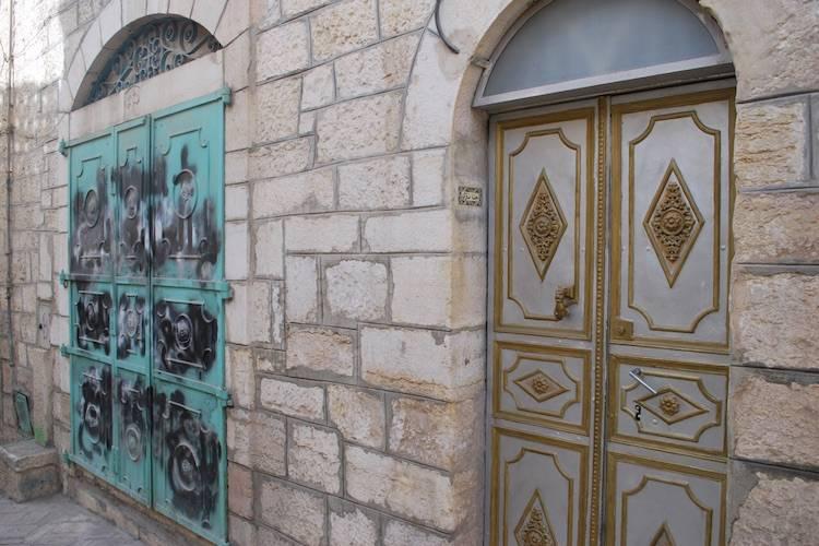 Bethlehem doors