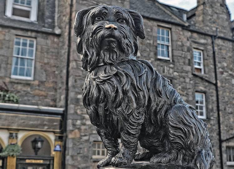 Greyfriars Bobby dog
