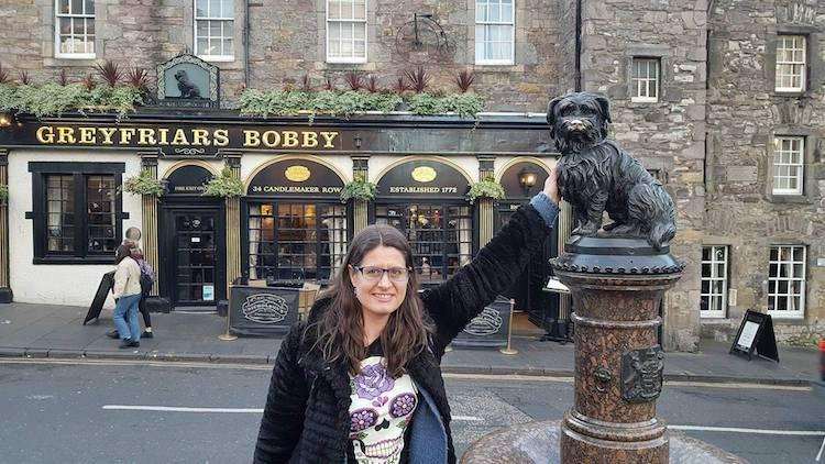 Finding Bobby Dog Edinburgh