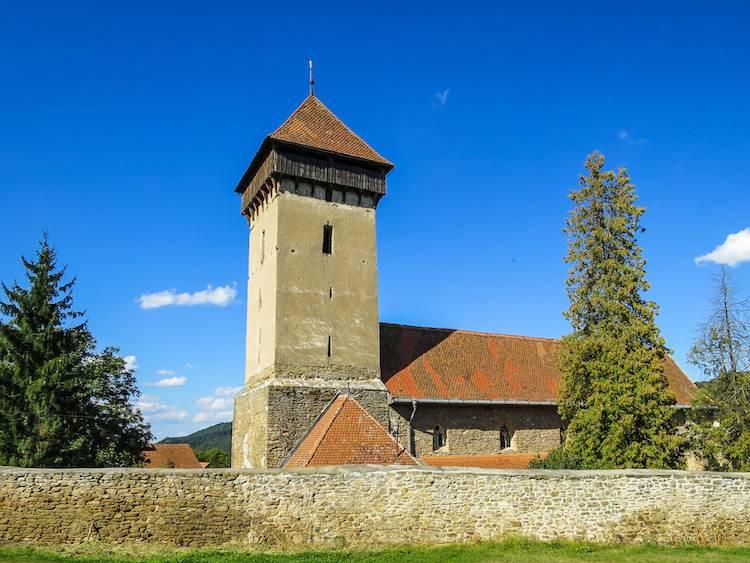 Malancrav Fortified Church