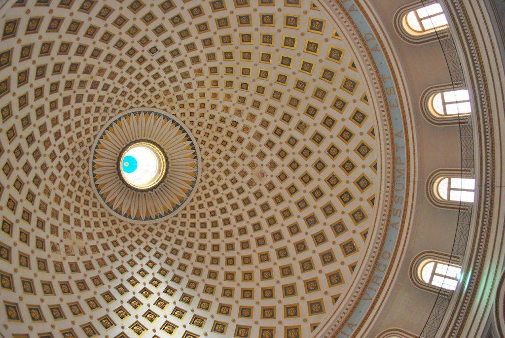 Rotunda of Mosta – Inside the Third Largest Unsupported Dome Church in the World