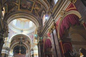St Pauls Cathedral Mdina – Where Publius met St Paul