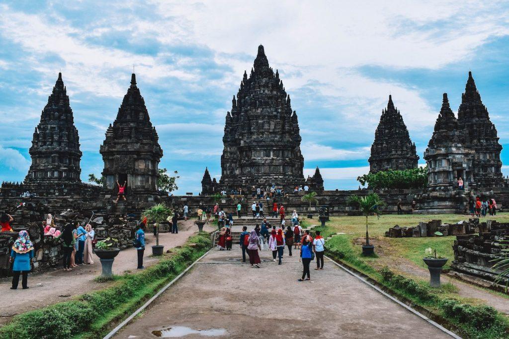 Prambanan Asian Temple complex