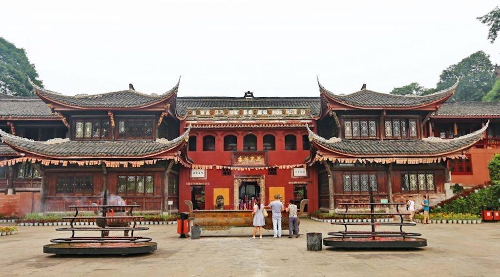 Wuyou temple