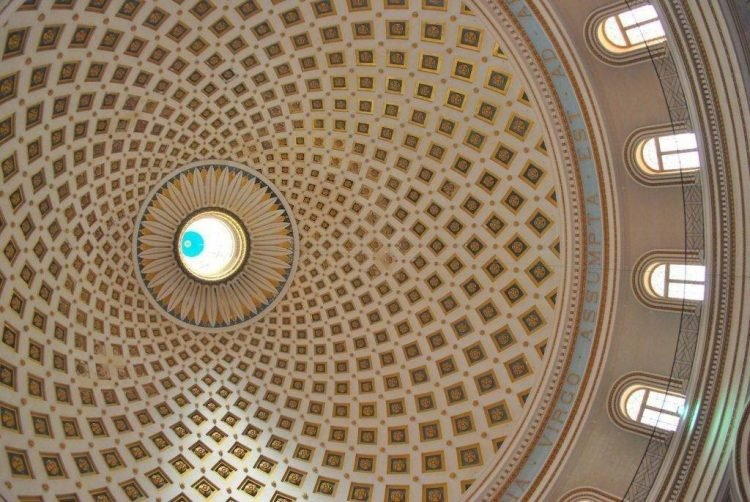 Mosta Rotunda – Inside the Third Largest Unsupported Dome Church in the World