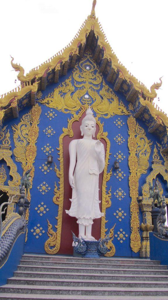 Chiang Rai Temples - Blue Temple