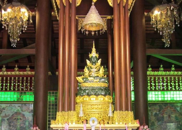 Wat Phra Kaew and the Jade Buddha – Chiang Rai