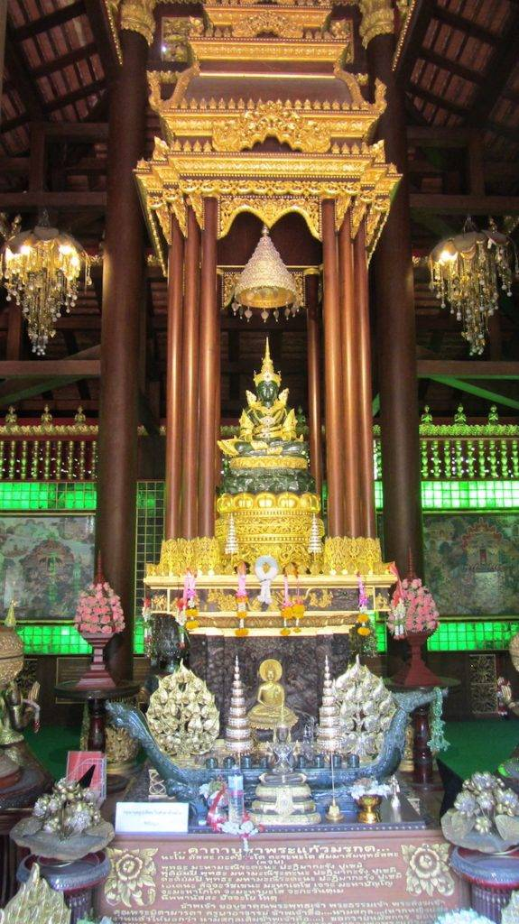Wat Phra Kaew the Jade Buddha