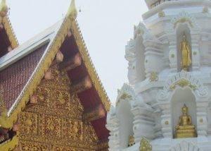 Wat Klang Wiang – The Fire Temple of Chiang Rai