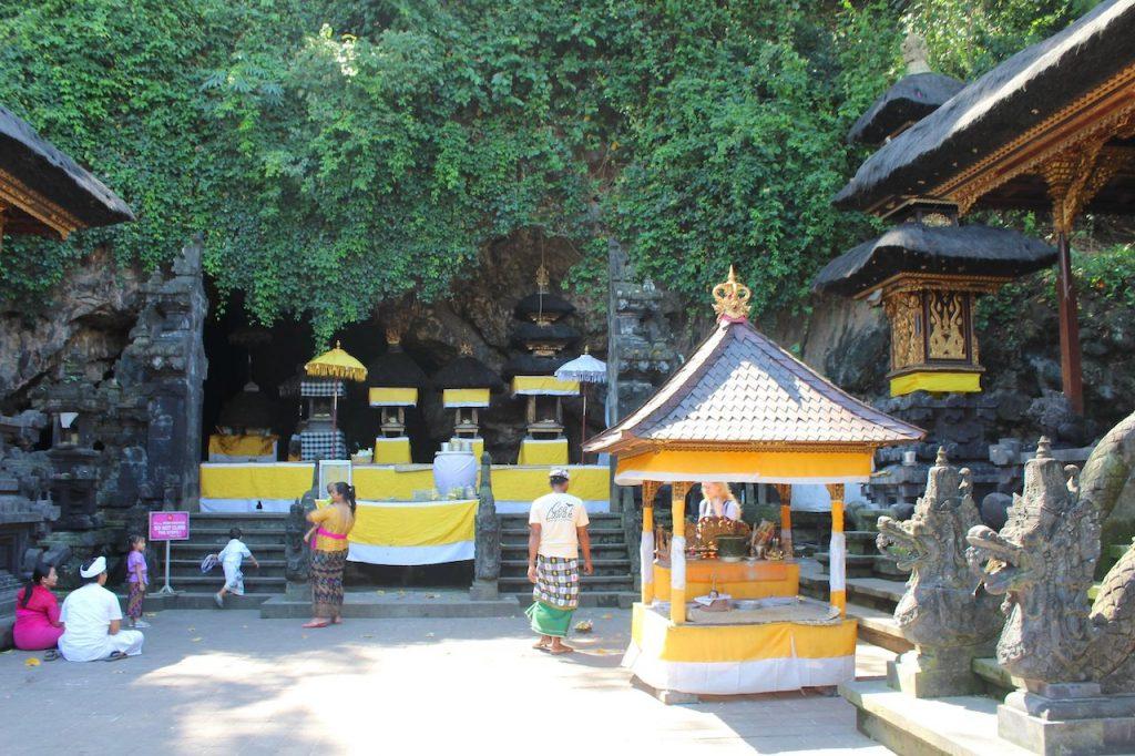 Goa Lawah Asian Temple